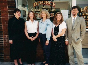 Healers of Conflicts staff 1999