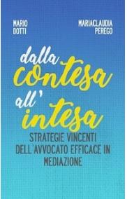 Book cover Dalla Contesa all intesa