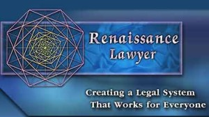 Renaissance Lawyer Society logo